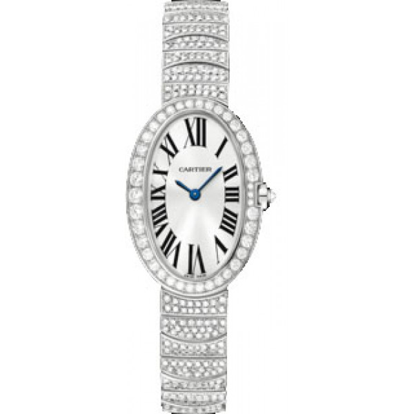 Cartier watches Baignoire Small