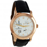 Jaeger-LeCoultre Master Control Eight Days