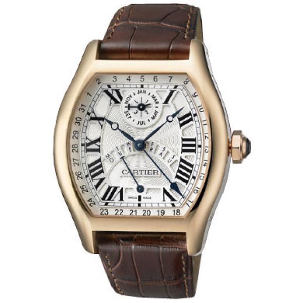 Cartier watches Perpetual Calendar