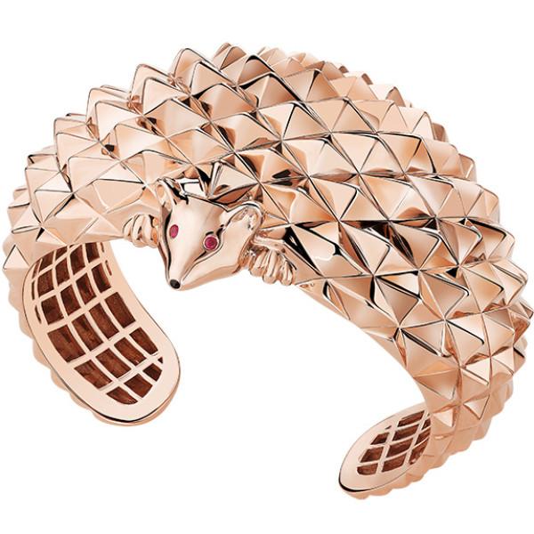 Браслет Boucheron Animals Hans, розовое золото