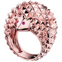 Кольцо Boucheron Animals Hans, розовое золото