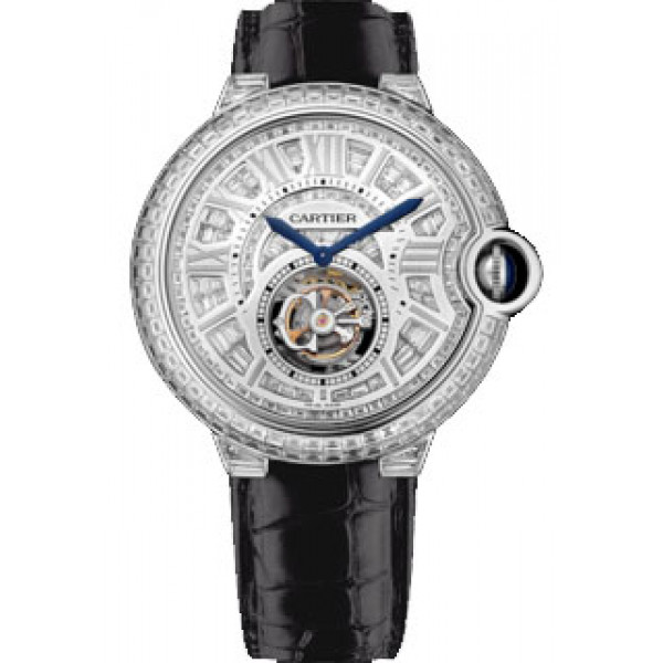 Cartier watches Tourbillon
