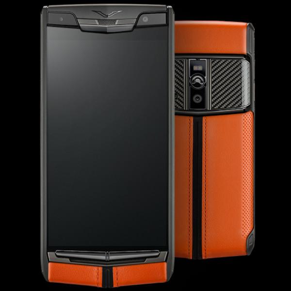 Vertu Signature Touch Carbon Sport