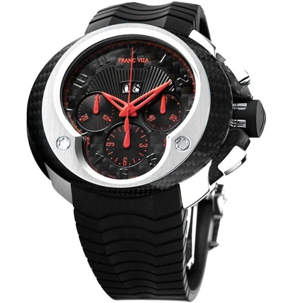 Franc Vila Cobra Grand Date Chronograph