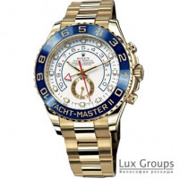 Rolex Yacht-Master II Regatta Chronograph 44mm Yellow Gold