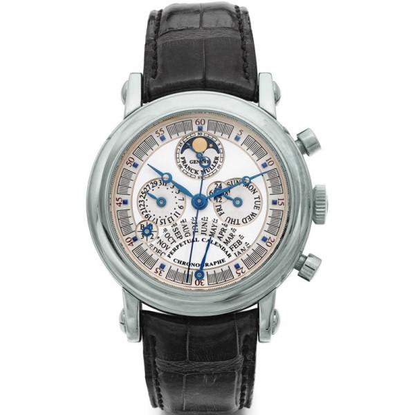 Franck Muller Perpetual Calendar Chronograph Retrograph