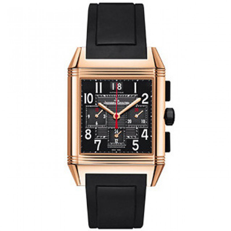 Jaeger-LeCoultre Reverso Squadra Chronograph GMT Limited Edition 500