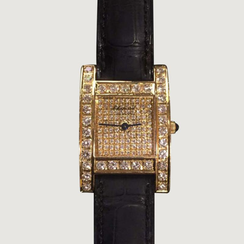 Chopard Your Hour Yellow Gold Diamonds