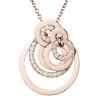 Подвеска de Grisogono Gypsy, розовое золото, бриллианты