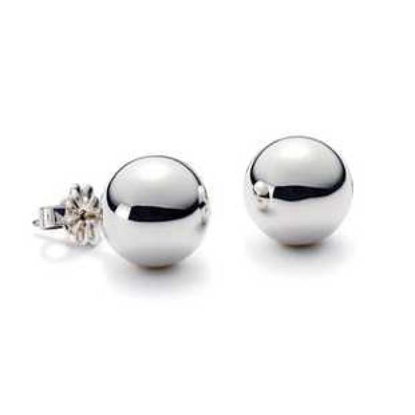 Серьги Tiffany & Co., серебро 925