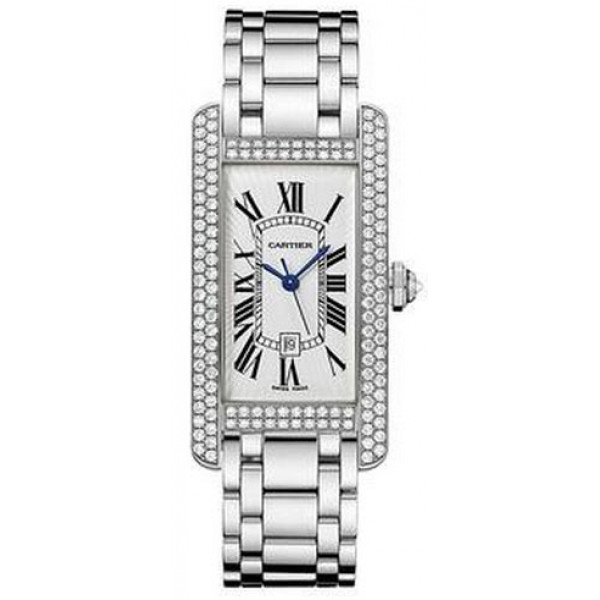 Cartier watches Tank Americaine Medium