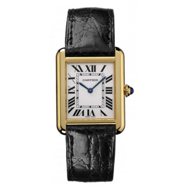 Cartier watches Tank Solo Small