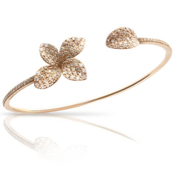 Браслет Pasquale Bruni Petit Garden, розовое золото, бриллианты