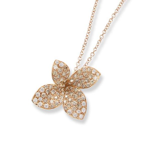 Подвеска Pasquale Bruni Petit Garden, розовое золото, бриллианты