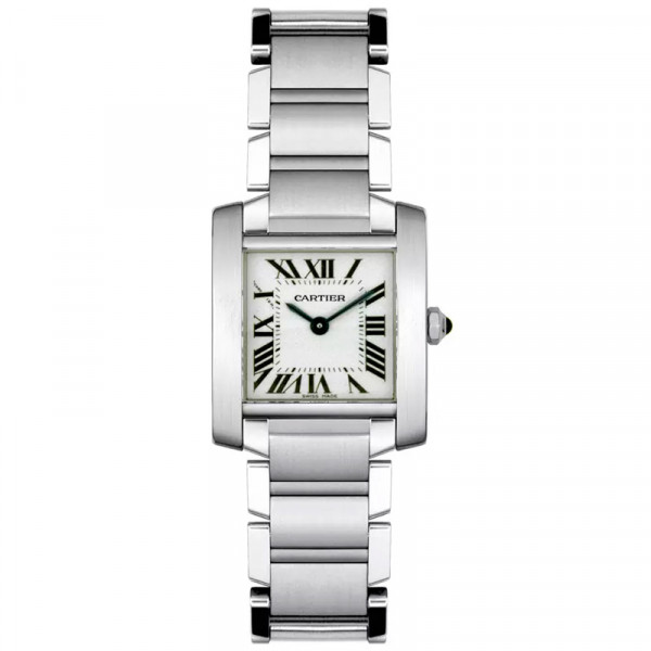 Cartier watches Tank Francaise