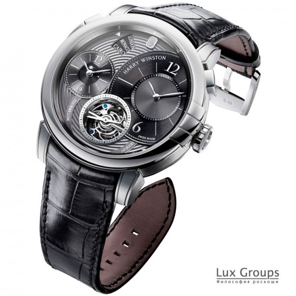 Harry Winston Horology Tourbillon
