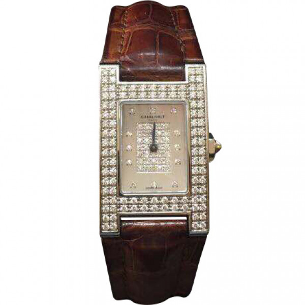 Chaumet Rectangle Ladies