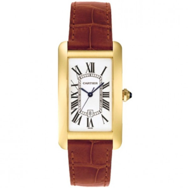 Cartier watches Tank Americaine
