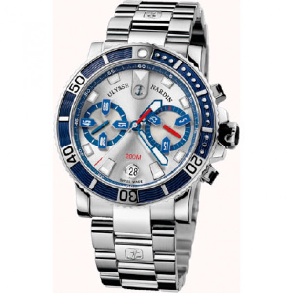Ulysse Nardin Diver Chronograph Maxi Marine