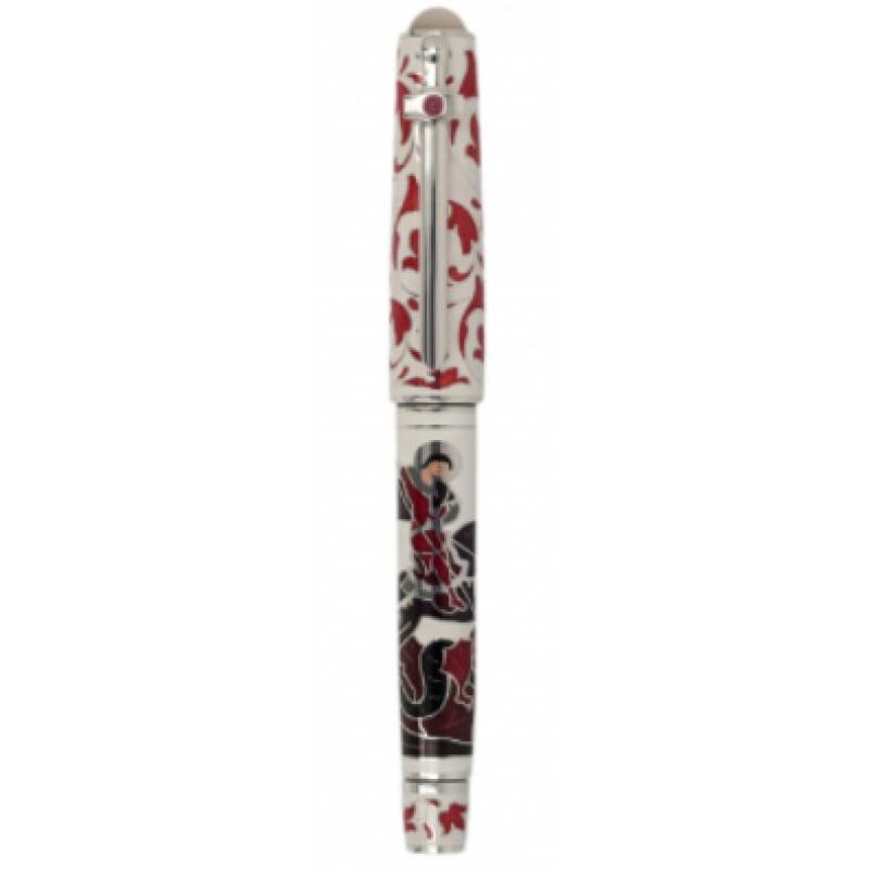 Шариковая ручка Omas Saint George Limited Edition