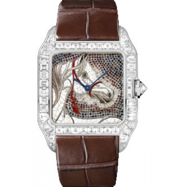 Cartier watches Santos-Dumont Large