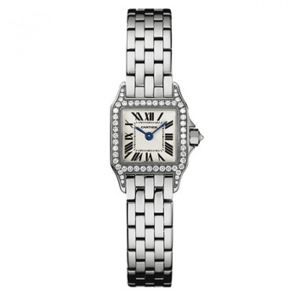 Cartier watches Santos Demoiselle