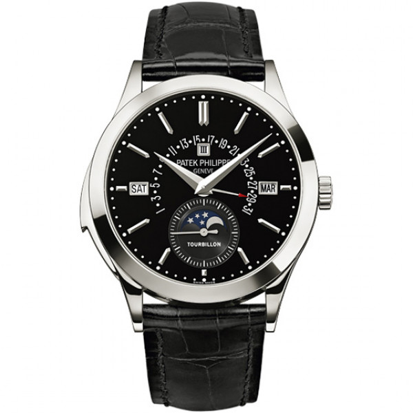 Patek Philippe Grand Complication Perpetual Calendar Tourbillon