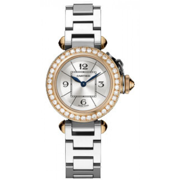 Cartier watches Miss Pasha