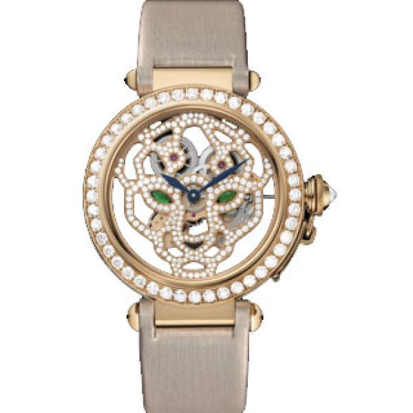 Cartier watches Pasha de Cartier 42 mm Skeleton Limited Edition