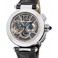 Cartier watches Pasha Tourbillon Chronograph Limited Edition 50