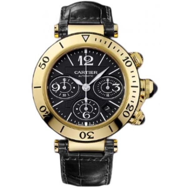 Cartier watches Pasha Seatimer Chronograph
