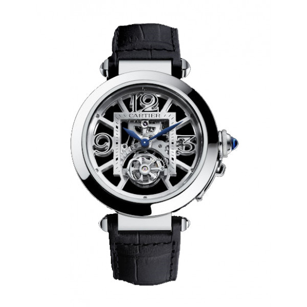 Cartier watches Skeleton-Flying-Tourbillon Limited Edition 100