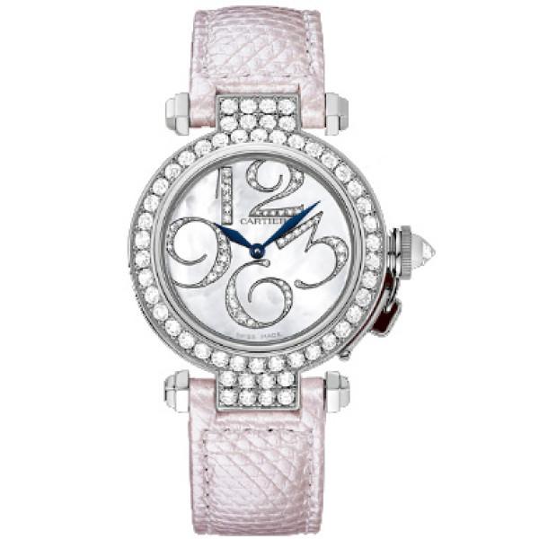 Cartier watches Pasha