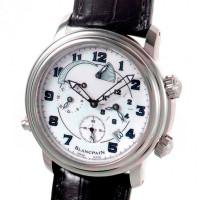 Blancpain Leman Alarm GMT