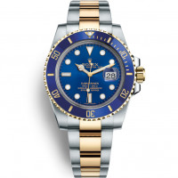 Rolex Submariner Steel Gold