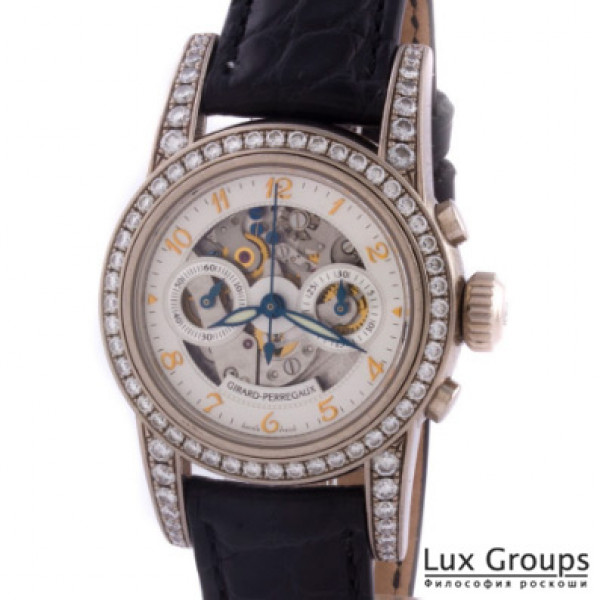 Girard Perregaux Lady Small Chronograph Skeleton