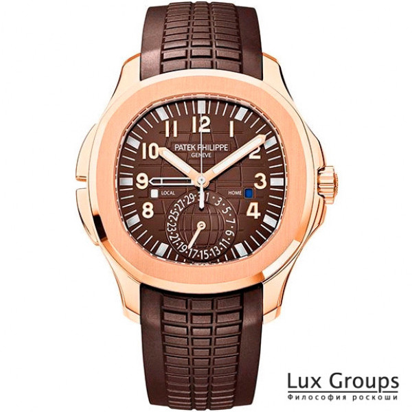 Patek Philippe Aquanaut 5164 Travel Time