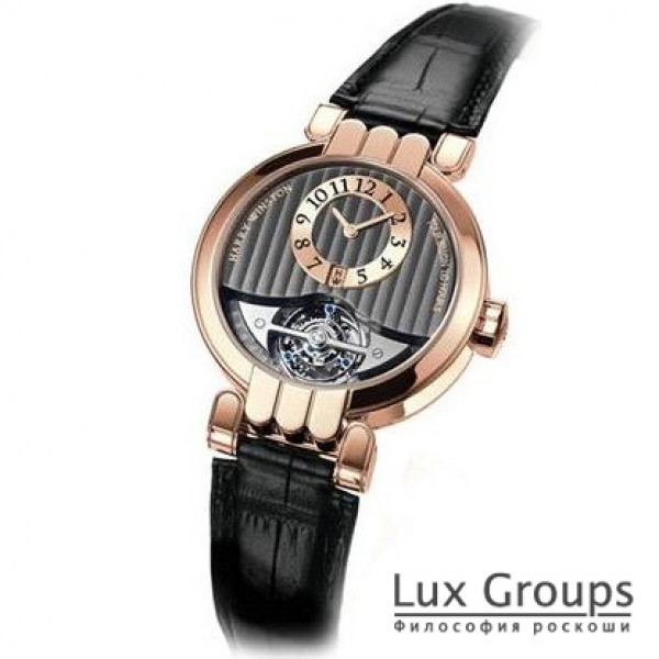 Harry Winston Premier Excenter Tourbillon LE75