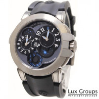 Harry Winston Ocean Dual Time Project Z4 Limited Edition 300