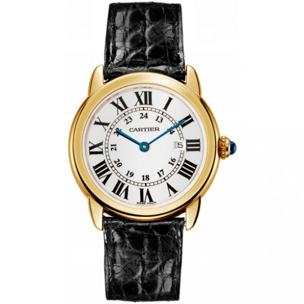 Cartier watches Ronde Solo De Cartier
