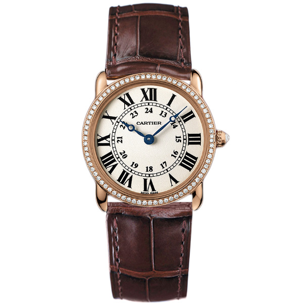 Cartier watches Ronde Louis Cartier