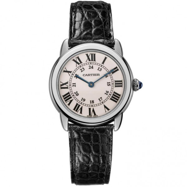 Cartier watches Montre Ronde Solo de Cartier