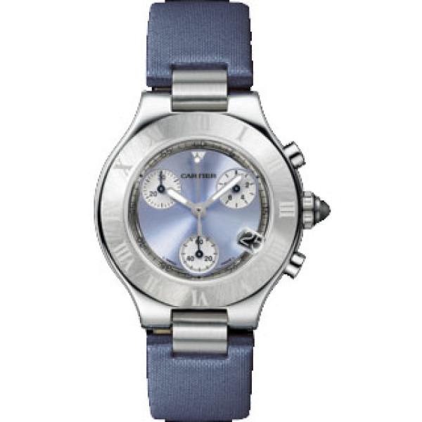 Cartier watches 21 Chronoscaph Small