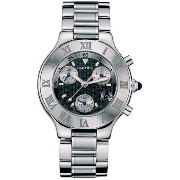 Cartier watches 21 Chronoscaph Large