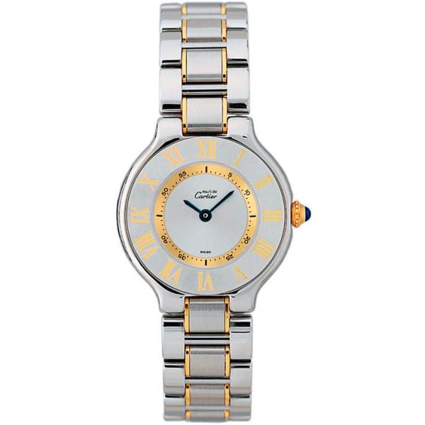Cartier watches 21 Must De Cartier