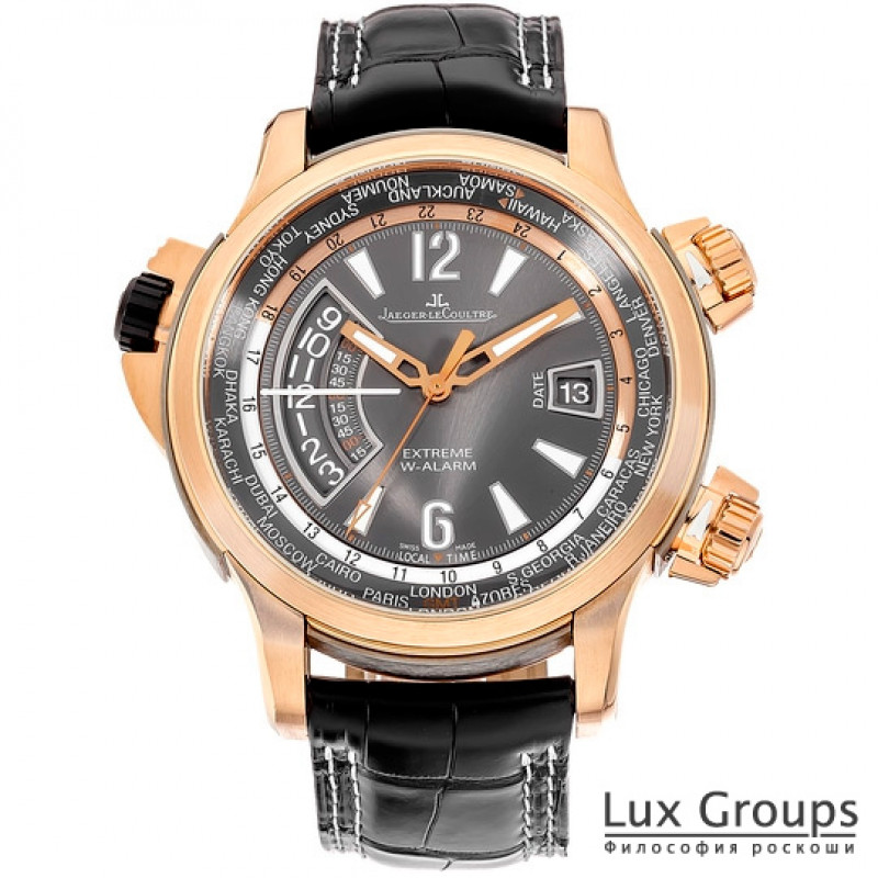 Jaeger-LeCoultre Master Compressor Extreme W-Alarm Limited Edition 346
