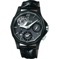 Corum watches Admiral`s Cup Seafender 47 Tourbillon GMT