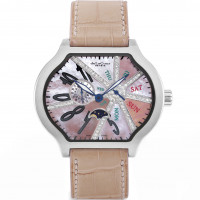 deLaCour Ladys Stainless Steel