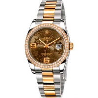 Rolex Datejust 36mm Steel Yellow Gold