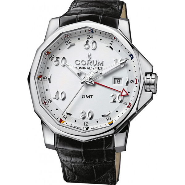 Corum watches Admiral`s Cup GMT 44